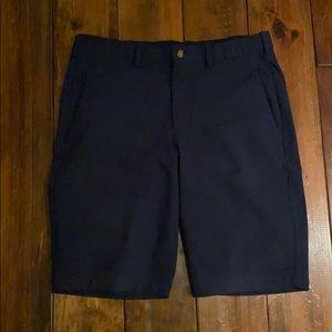 Lulu lemon navy men's shorts